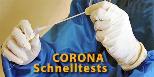 Corona Schnelltests